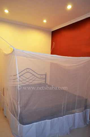 Cotton-Mosquito-Net