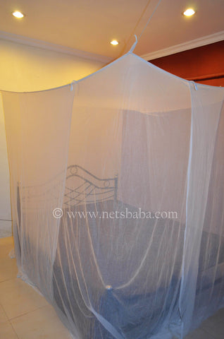 Premium Plus Cotton Mosquito Net - Box Type
