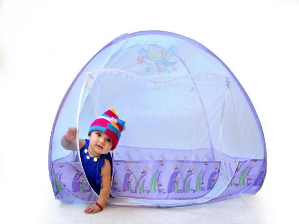 Baby Mosquito Net - Blue Color