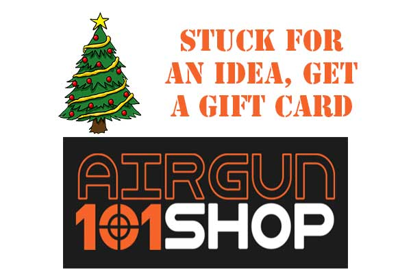 Airgun 101 Shop Gift Card