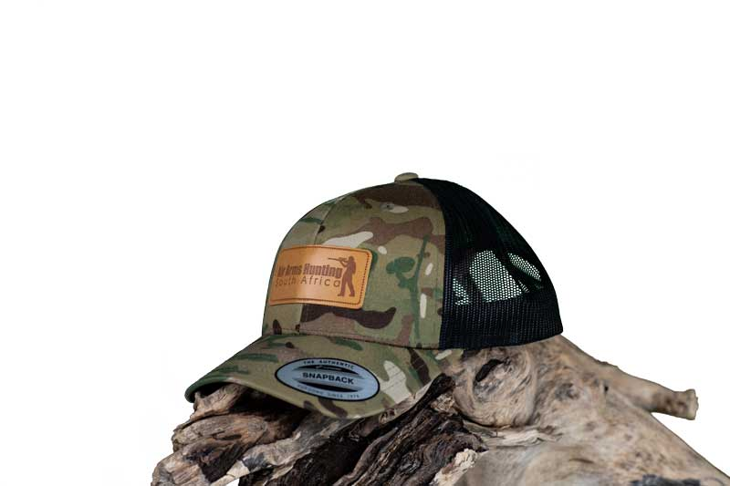 Air Arms Hunting SA - Camo Hat