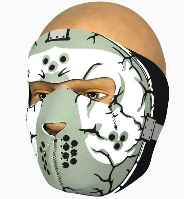 Face Mask - Hockey - Neoprene