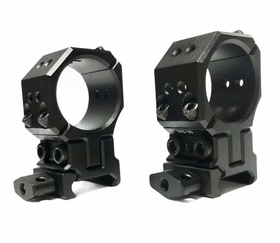 Eagle Vision Infinity Elevation Adjustable Scope Mount 30mm Ring Picatinny INS-30