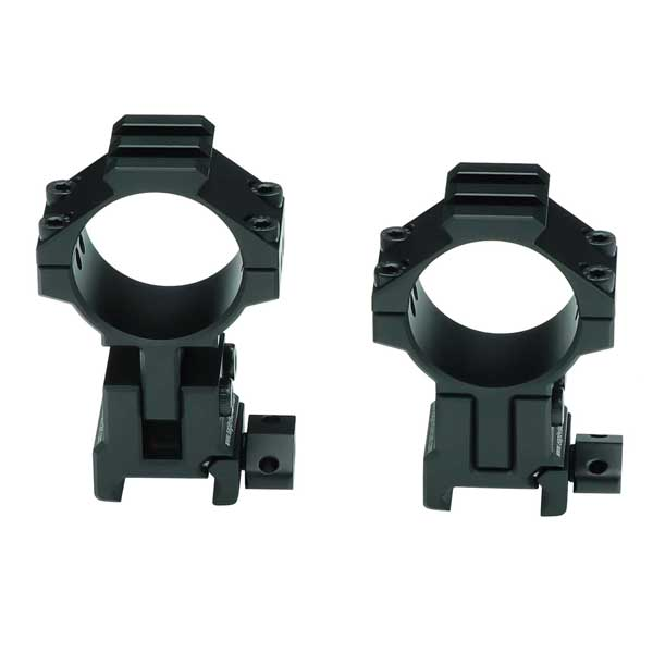 Eagle Vision Infinity Elevation Adjustable Scope Mount 34mm Ring Picatinny IPS-34