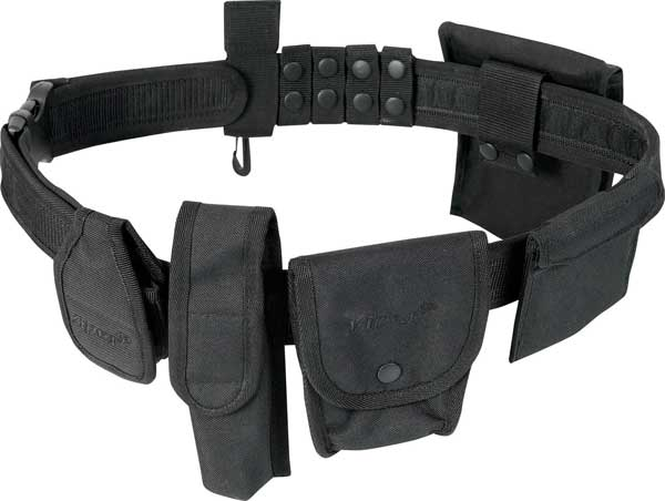 Patrol security police Belt System