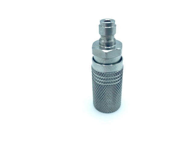 Stainless Steel Extended Quick Disconnect - Foster Fitting M32