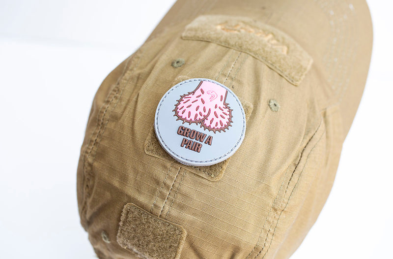 'Grow A Pair' Patch