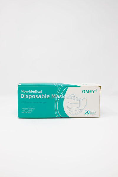 Disposable Masks - Box of 50