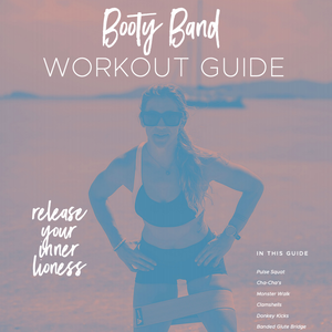 Lioness Booty Band Workout Guide