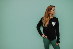 Lioness Split Long Sleeve