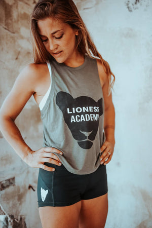 Lioness Academy Tank