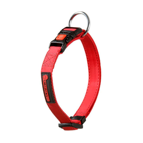 Collar Karlie No Limit Soft Teflon®, Rojo