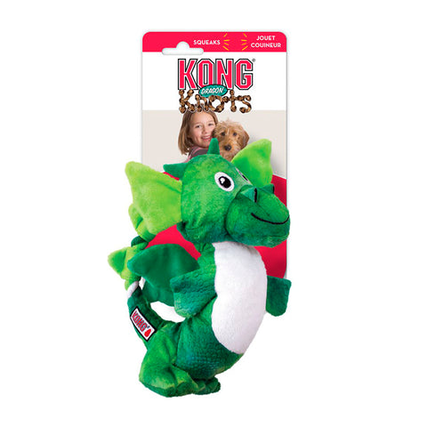 Kong Dragon Knots  Medium/Large (Los colores pueden variar)