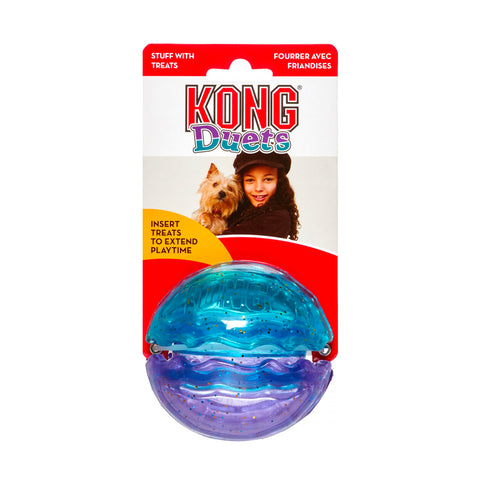 Kong Duets Kibble Ball (Multicolor)