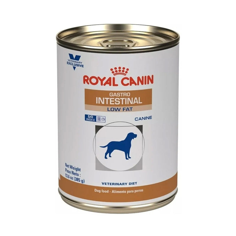 Lata Royal Canin Gastro Low Fat 385 gr