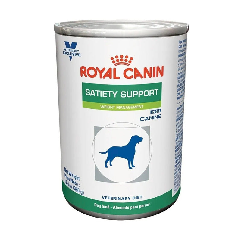 Lata Royal Canin Satiety Support 380 gr