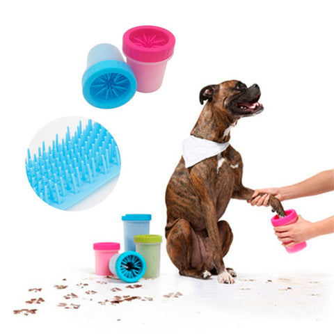 Dog Paw Cleaner Grande