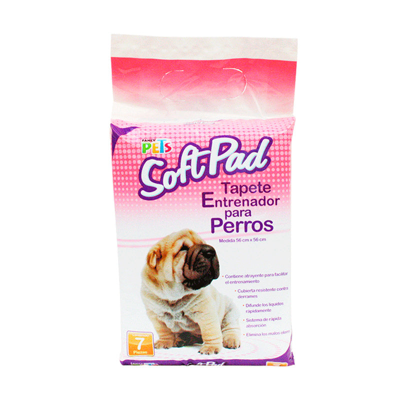 Tapete Entrenador 7pzs Fancy Pets
