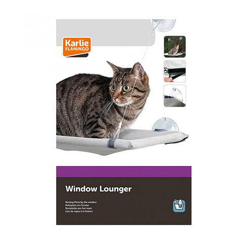 Window Lounger Cat 51.5 x 31 cm