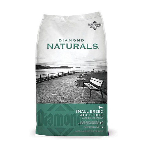 Diamond Small Breed / Adult Lamb & Rice 8 Kg