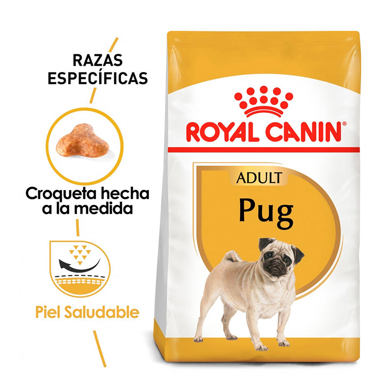 Royal Canin Pug Adulto 1.13 kg