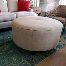 Load image into Gallery viewer, Round Ottoman by Superstyle