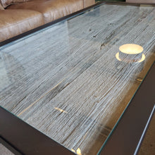 Load image into Gallery viewer, Authentic Ontario Barnboard Coffee Table by Artage