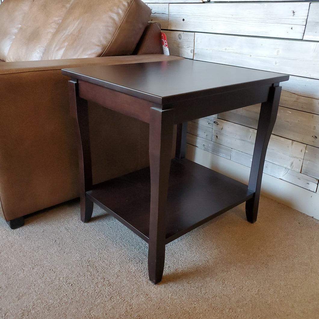 Maple End Table by Woodcraft