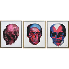 Load image into Gallery viewer, W6552 Taboo Set of 3 Canvas Wall Art by Renwil