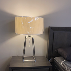 LPT589 Bodice Table Lamp by Renwil