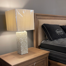 Load image into Gallery viewer, LPT629 Jonathan Wilner Patan Table Lamp by Renwil