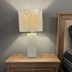 LPT629 Jonathan Wilner Patan Table Lamp by Renwil