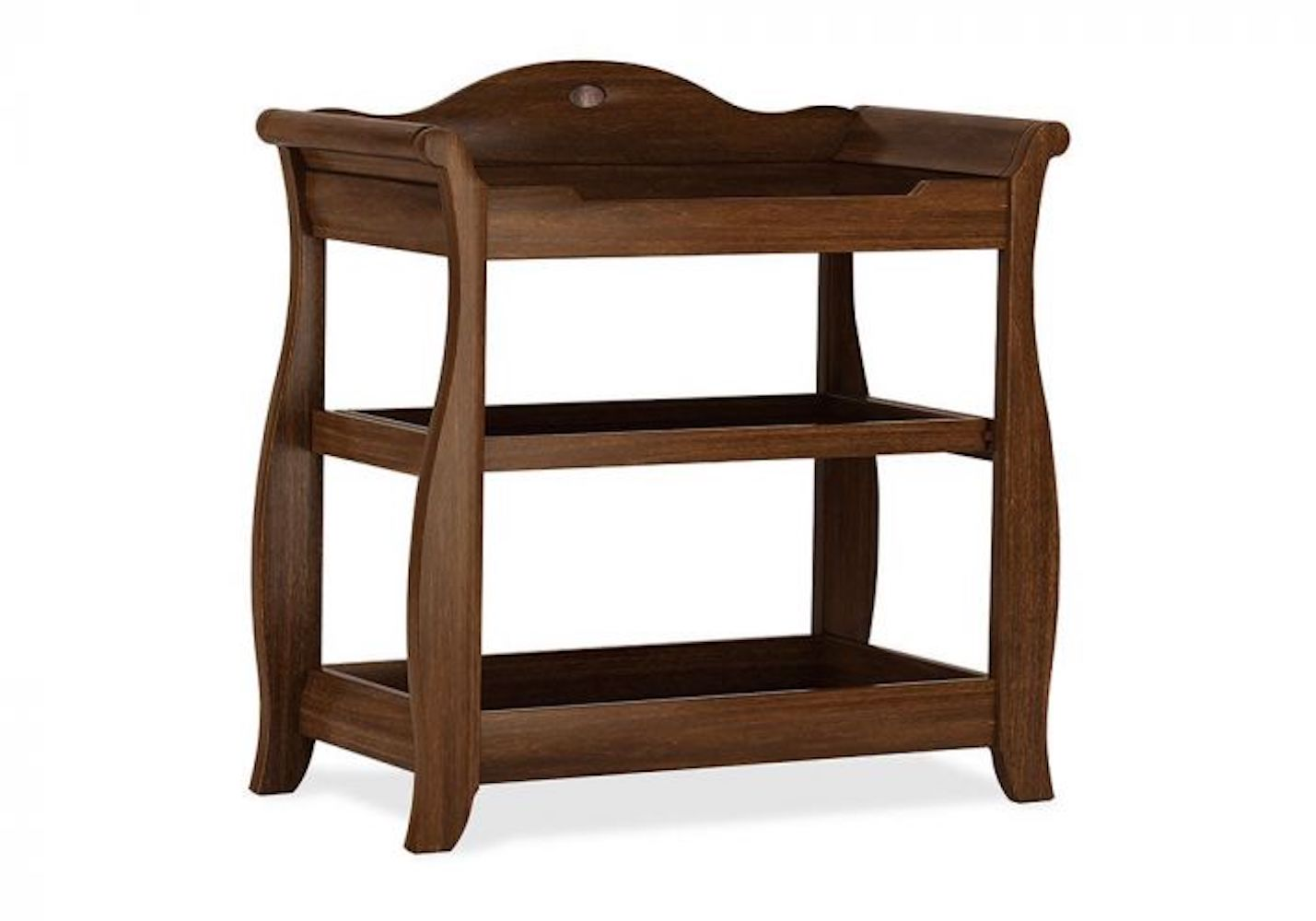 Boori Sleigh Royale Sleigh 3 Tier changer - English Oak