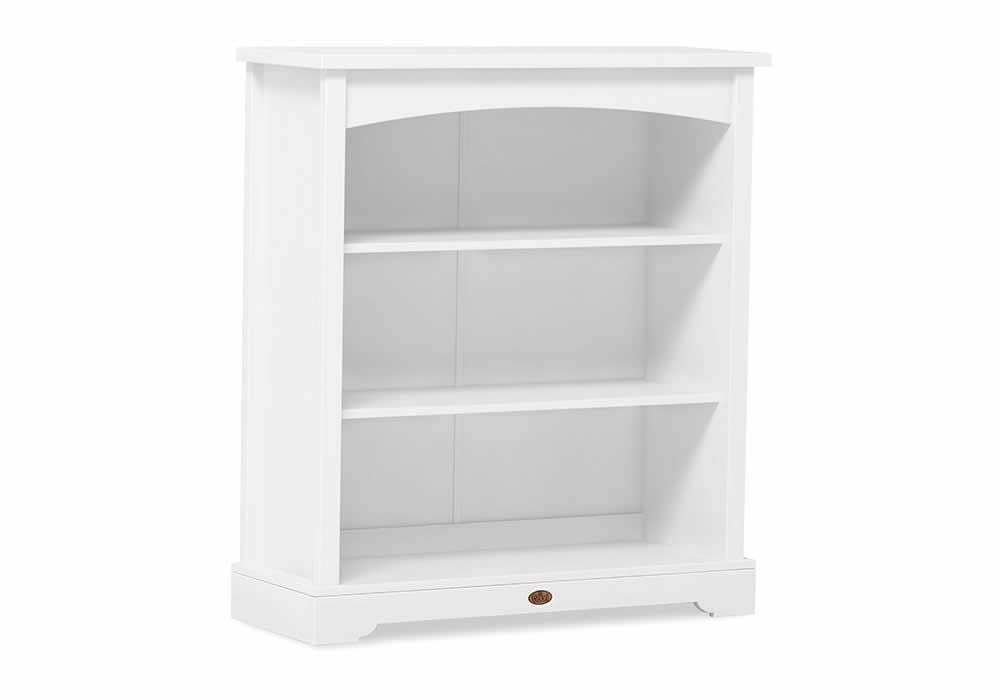 Boori Eton Convertible Plus Bookcase Hutch for 3 drawer dresser - White