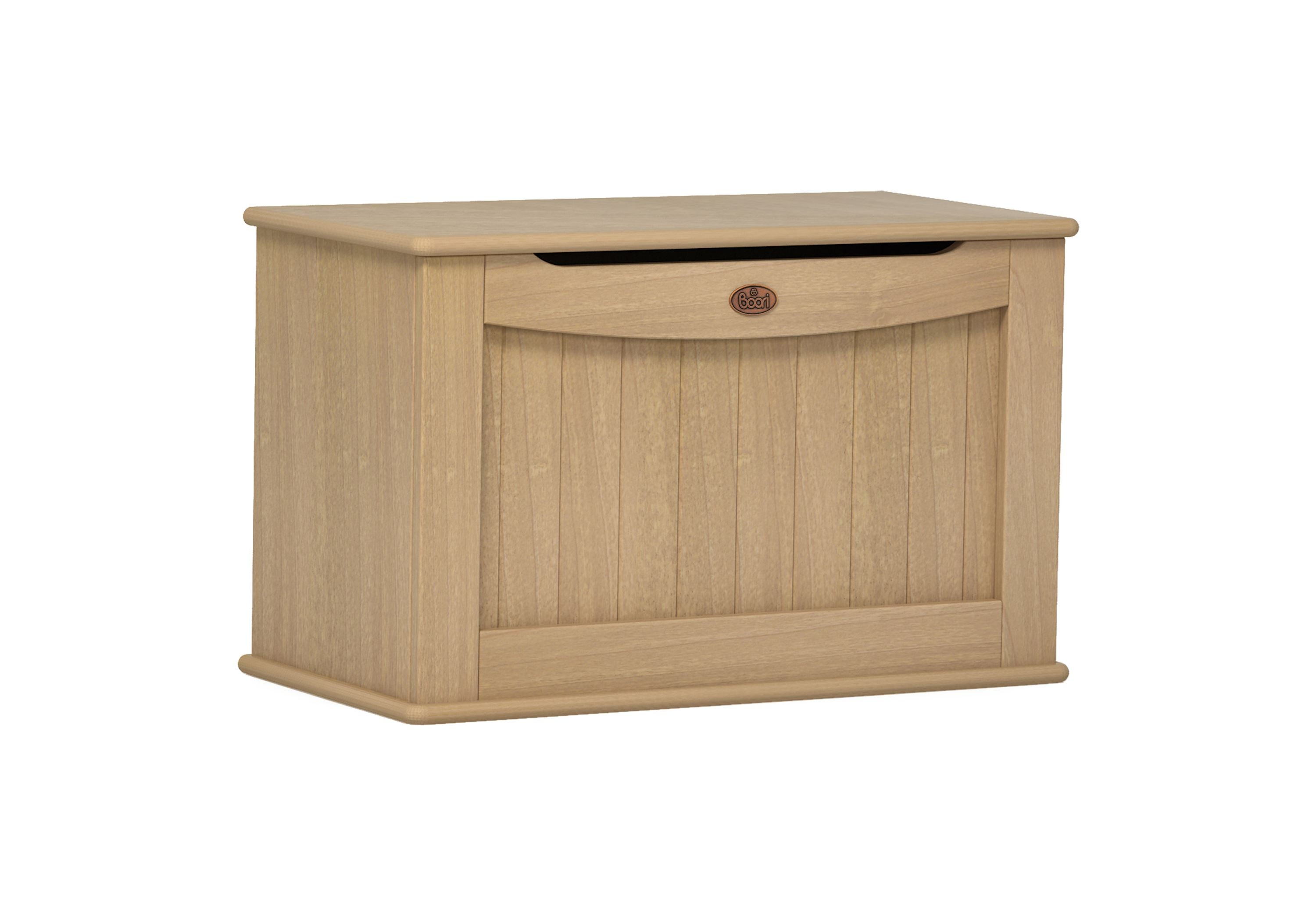 Boori Classic Toy box - Almond