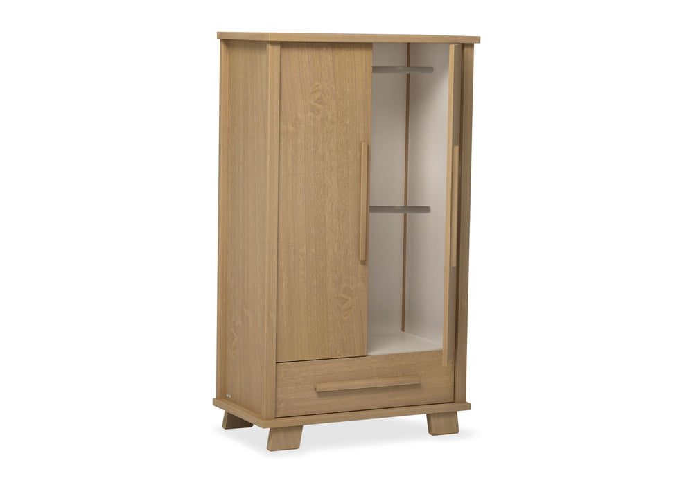 Boori Lucia Convertible Plus Wardrobe - Almond