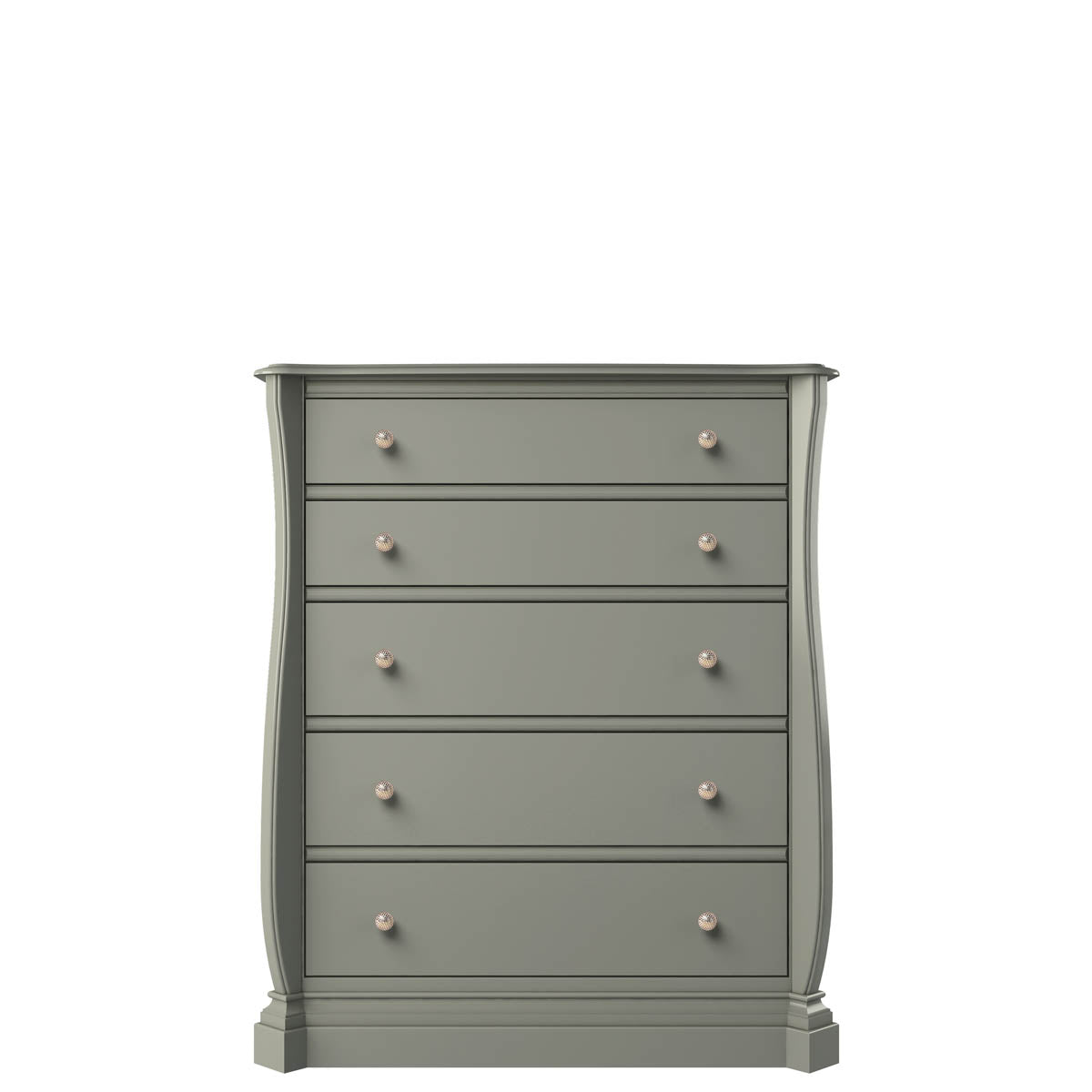 Romina Violini Five Drawers Chest