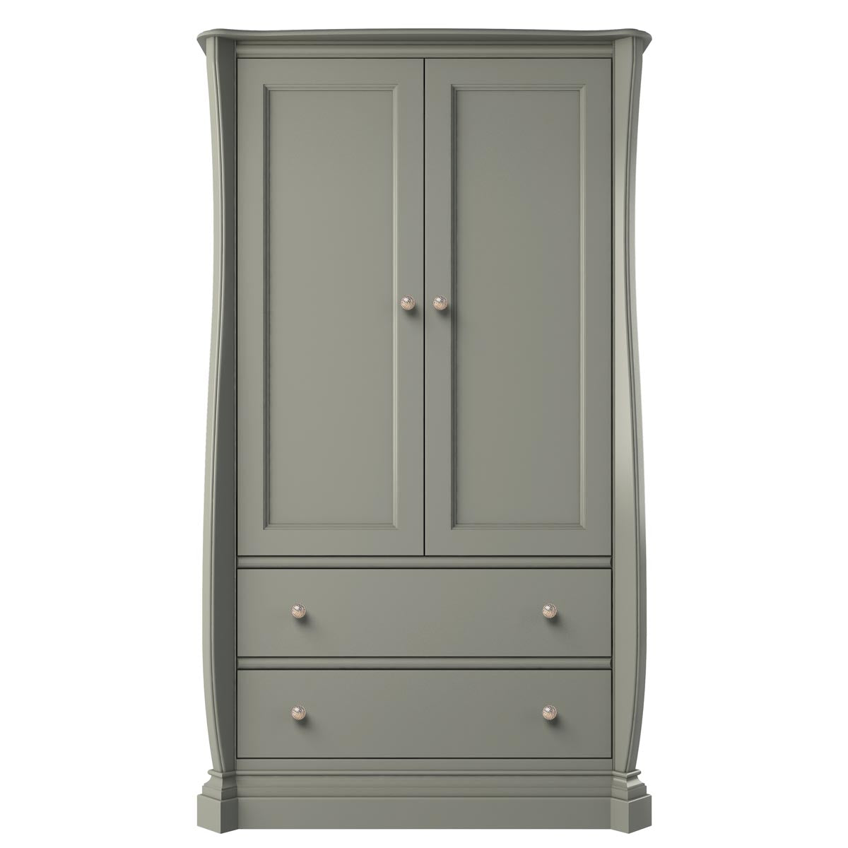 Romina Violini Two Drawers Grand Armoire