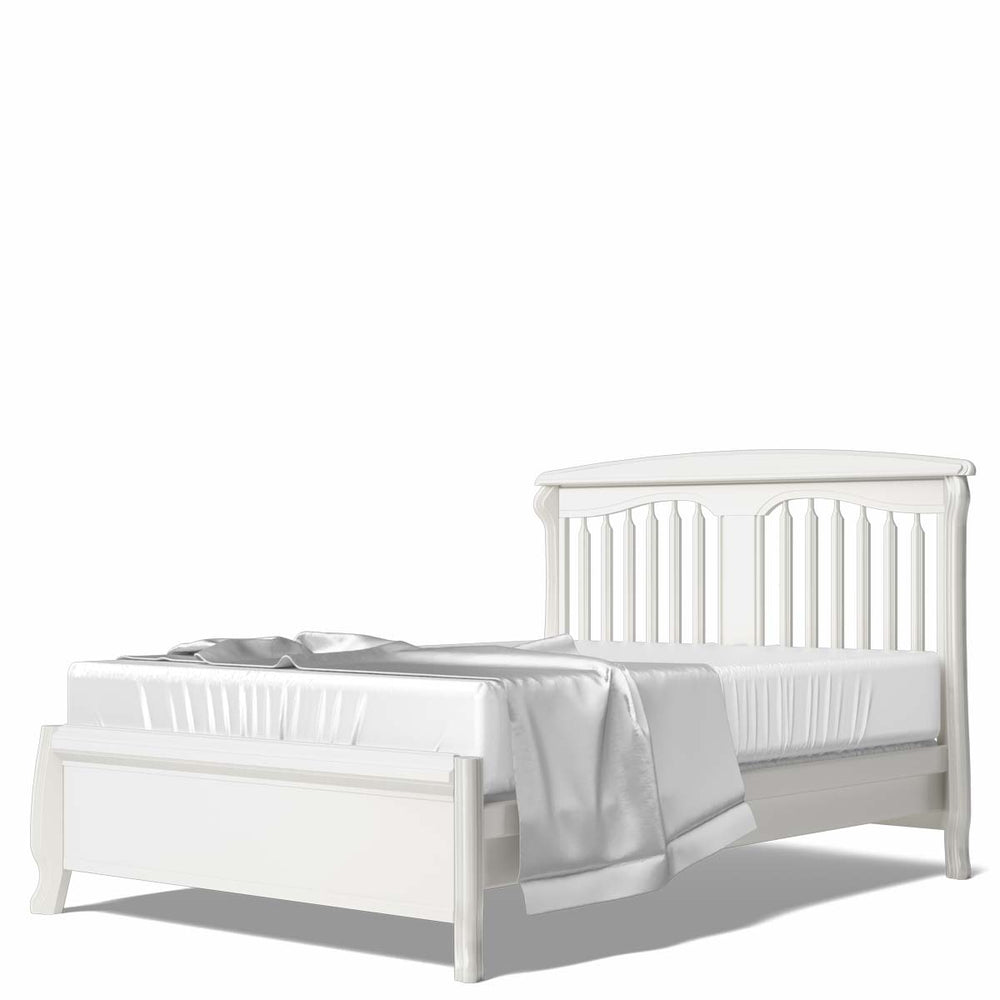 Romina Nerva Full Bed With Low Profile Footboard