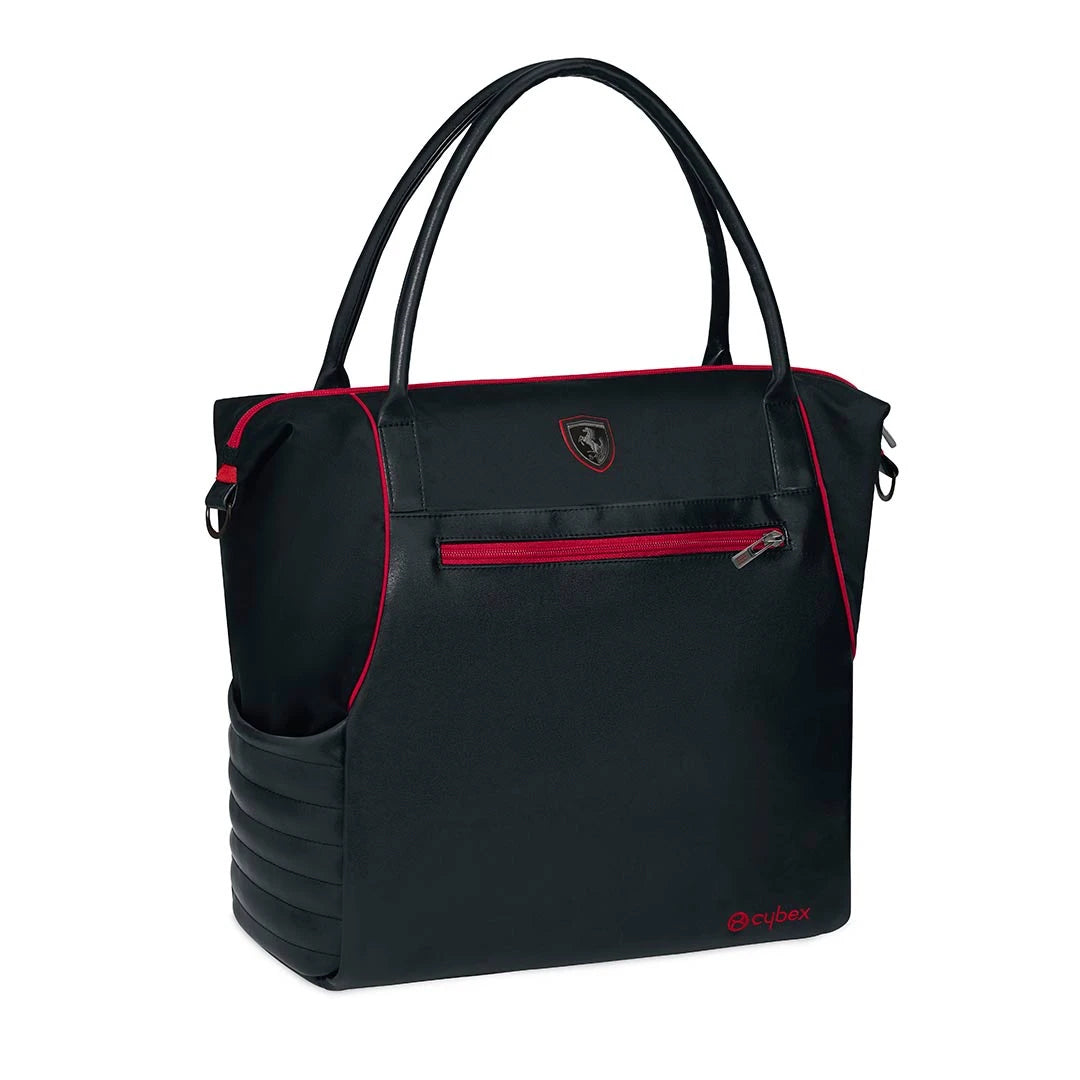Cybex Changing Bag - Scuderia Ferrari - Victory Black