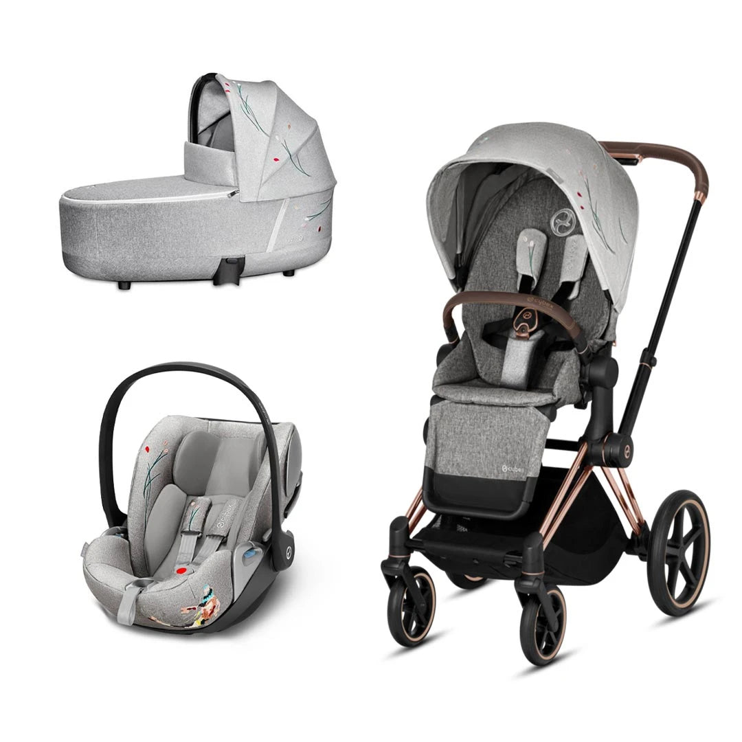 Cybex Priam Travel System - Koi