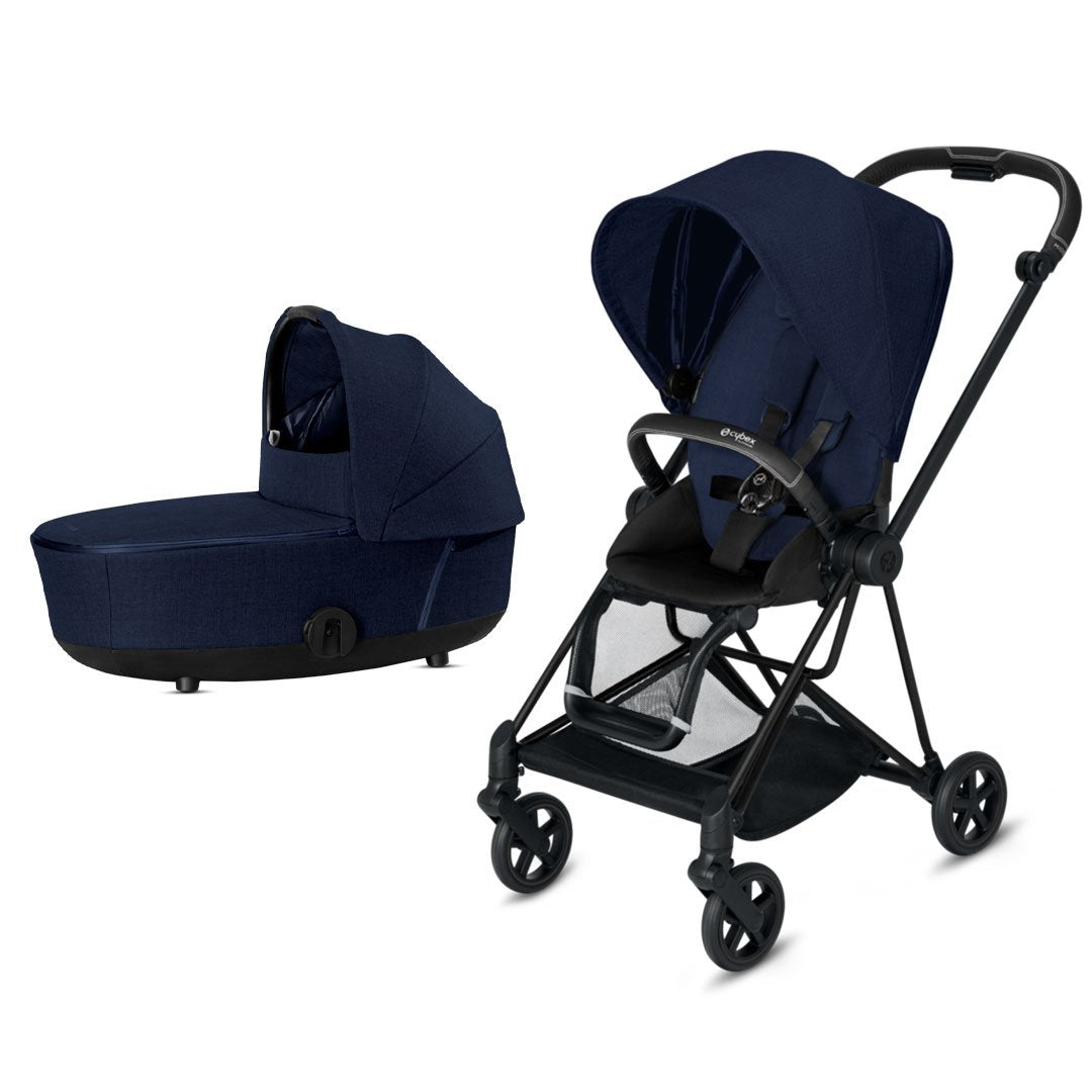 Cybex Mios Pushchair - Midnight Blue Plus