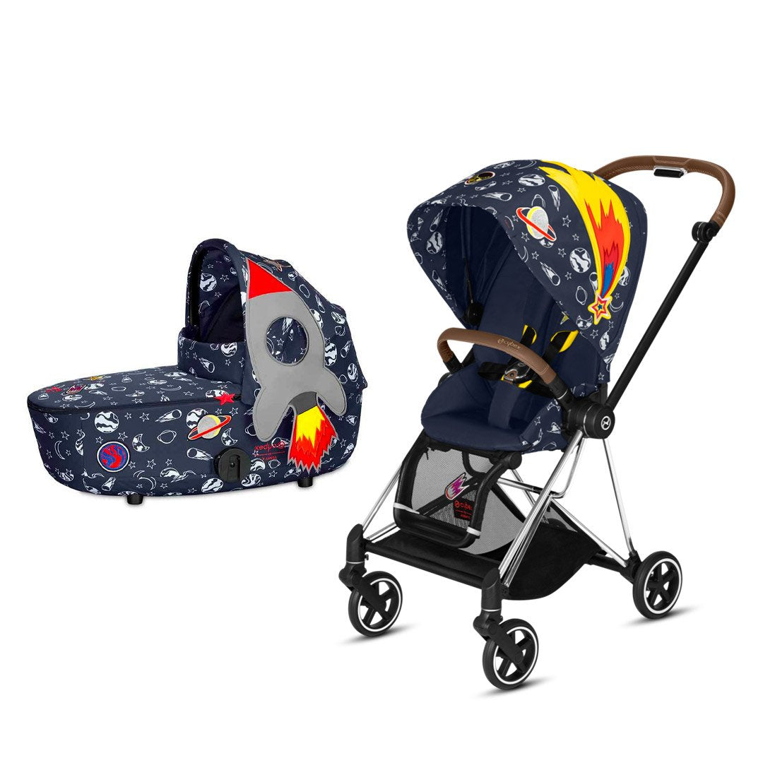 Cybex Mios Pushchair - Space Rocket