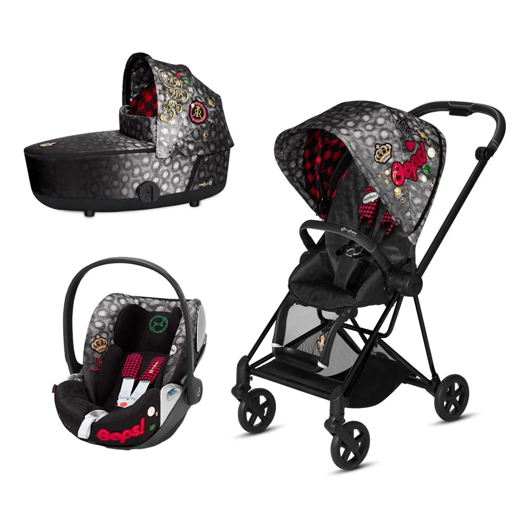 Cybex Mios Travel System - Rebellious