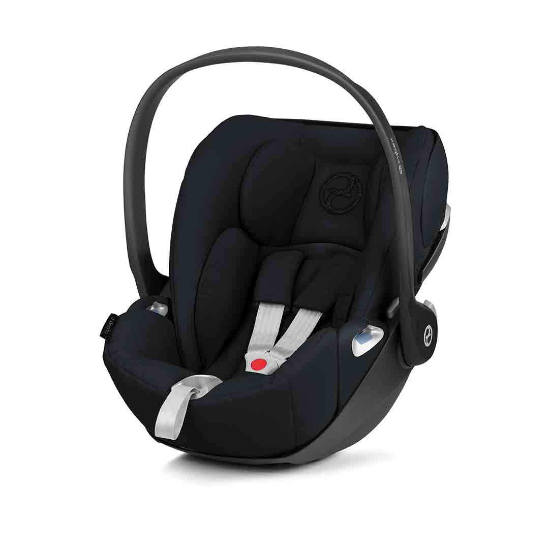 Cybex Cloud Z i-Size Car Seat - 2020 - Deep Black