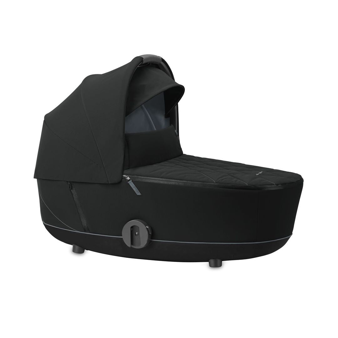 Cybex Priam Lux Carrycot - 2020 - Deep Black