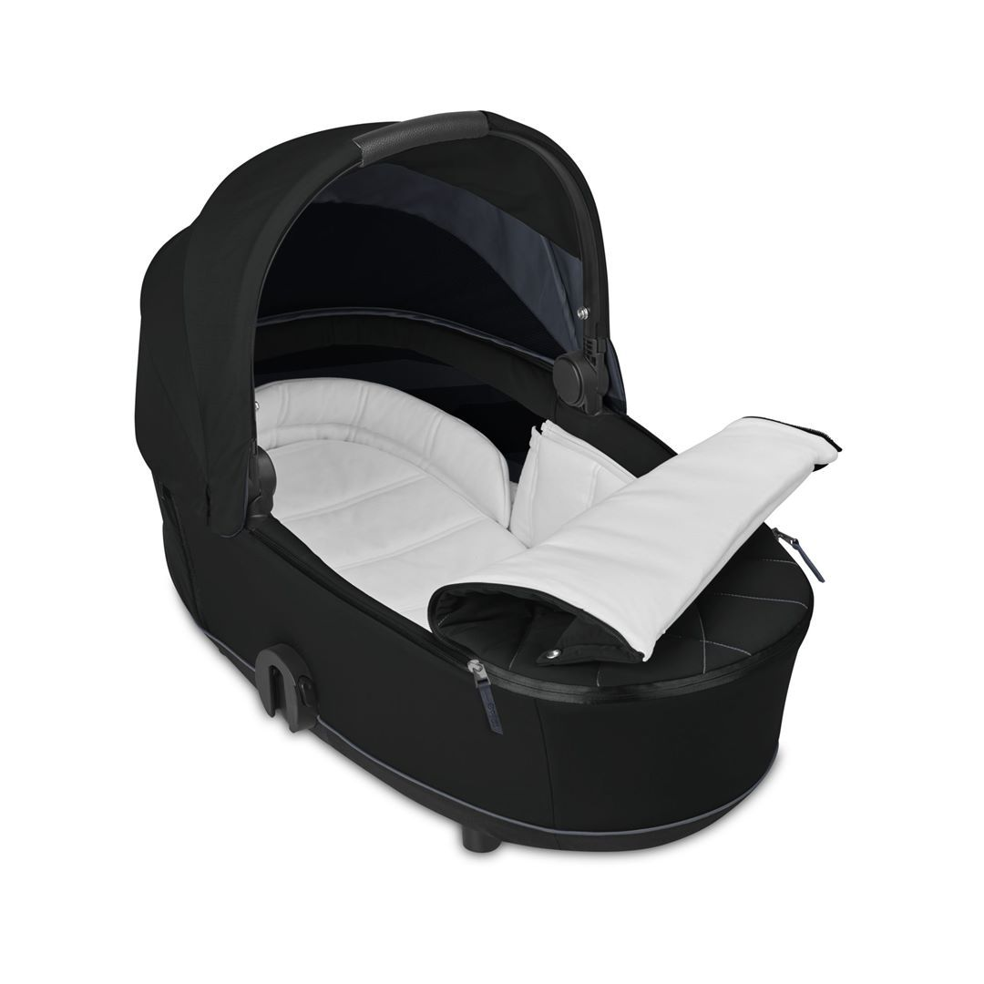 Cybex Priam Lux Carrycot - 2020 - Mountain Blue