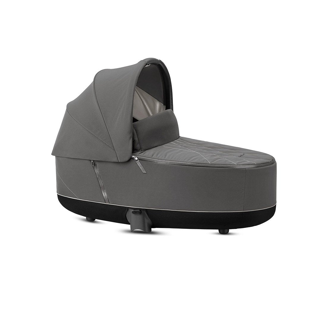 Cybex Priam Lux Carrycot - 2020 - Soho Grey