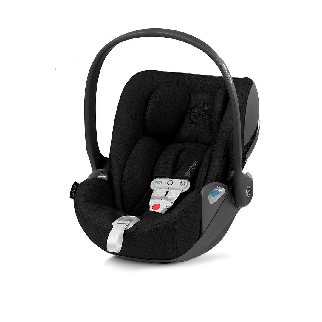 Cybex Cloud Z i-Size Plus Car Seat with SensorSafe - 2020 - Deep Black