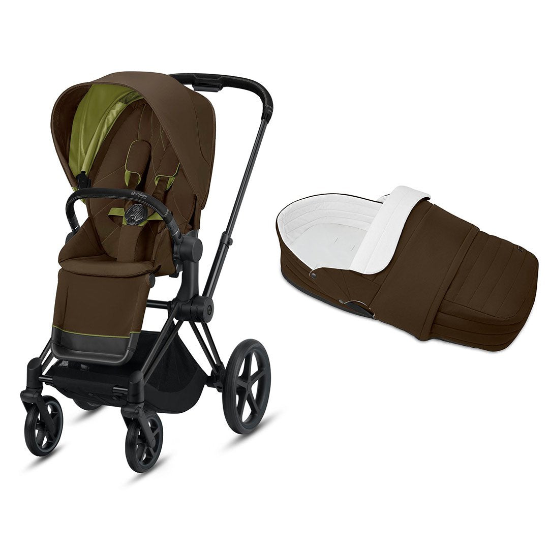 Cybex Priam Pushchair - 2020 - Khaki Green